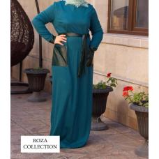 Платье базовое с накладными карманами